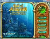 Call of Atlantis: Treasures of Poseidon Windows Main menu (Windowed)