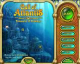 Call of Atlantis: Treasures of Poseidon (Collector's Edition) Windows Main menu