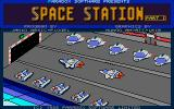 Space Station Atari ST Title screen