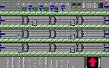 Space Station Atari ST A huge collection of ammunition boxes. I think the robots below will soon are switched off