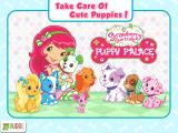Strawberry Shortcake: Puppy Palace iPad Take care of cute puppies!