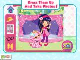 Strawberry Shortcake: Puppy Palace iPad Dress them up and take photos!
