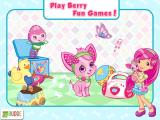Strawberry Shortcake: Puppy Palace iPad Play berry fun games!
