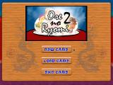 Ore no Ryomi 2: The Restaurant Windows Main menu
