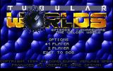Tubular Worlds DOS Main title