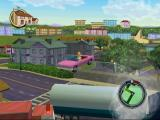 The Simpsons: Hit & Run GameCube Shortcuts usually take the form of crazy jumps.
