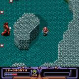 Arcus Odyssey Sharp X68000 Playing as Erin and battling the first boss
