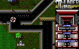 Thunderwing Atari ST Attacking an enemy with upgraded laser