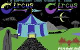 Circus Circus Commodore 64 Loading Screen.