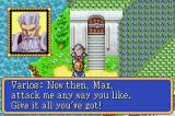 Shining Force: Resurrection of the Dark Dragon Game Boy Advance Old Master Varios