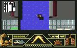 Total Recall Commodore 64 Jumping over water