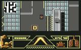 Total Recall Commodore 64 Go to where the D is to go to the next level