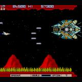Gradius Sharp X68000 First boss - Big Core