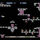 Gradius Sharp X68000 Stage 2