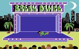 Breakdance Commodore 64 Entertaining a crowd.