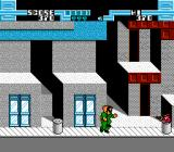 Total Recall NES Someone pulls you into the alleyway