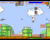 The Angry Video Game Nerd in Pixel Land Blast Windows The NES Zapper in a light bulb powers up your NES Zapper.