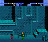 Total Recall NES One of the alleys