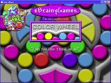 Color Wheel Windows The title screen