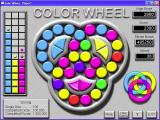 Color Wheel Windows The more beads that are correctly located around a wheel the higher the bars on the left rise