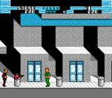 Total Recall NES A thug reveals himself from inside the trash