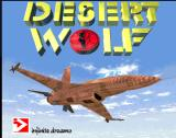 Desert Wolf Amiga Loading screen