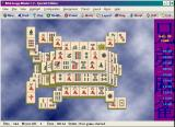 MahJongg Master 2 Windows The start of a single player game