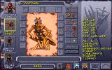 Dark Sun: Shattered Lands DOS ...and this is... well... one of the game's several races, and certainly the most unique one! Can you determine the gender??..