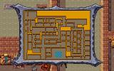 Dark Sun: Shattered Lands DOS The area maps are very helpful!