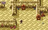 Dark Sun: Shattered Lands DOS This is a monster village! Monsters are working and generally live their lives