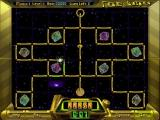 Node Jumper Windows The start of Mission 1, level 1. The player controls the spark that's visible centre left. They must encircle each gem, walls turn green once they have been passed over