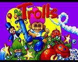 Trolls Amiga Title screen