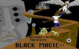Black Magic Commodore 64 Loading Screen.
