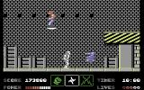 Bionic Ninja Commodore 64 Getting closer to your goal.