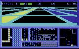Solar Star Commodore 64 Narrow passage between two walls