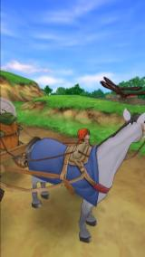 Dragon Quest VIII: Journey of the Cursed King iPhone Some scenes are presented as pre-rendered video.