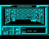 Spellbinder BBC Micro Interacting with armour leads to something...