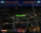 FantaVision PlayStation 2 The thirty second STARMINE bonus is about to start. All fireworks are of the same type so really big chains can be constructed
