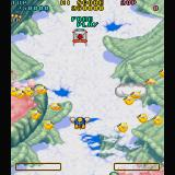 Detana!! TwinBee Sharp X68000 Ambulance in Stage 4: Death Valley