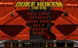 Duke Nukem 3D DOS Title screen