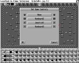 LoserDash Amiga Input preferences