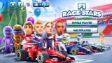 F1 Race Stars iPhone Main menu