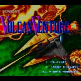 Gradius II Sharp X68000 And this is the US title screen - Vulcan Venture