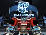 TransFormers PlayStation 2 Welcome to Autobot HQ