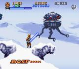 Super Star Wars: The Empire Strikes Back SNES Here is the alien probe!