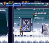 Super Star Wars: The Empire Strikes Back SNES After that, it's time to visit the rebel base...