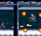 Super Star Wars: The Empire Strikes Back SNES ...and do some 2D shooting