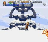 Super Star Wars: The Empire Strikes Back SNES Exterior of the AT-AT (1)