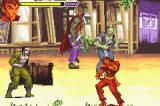 Gekido Advance: Kintaro's Revenge Game Boy Advance One item turns Tetsuo to red