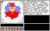 Legend of Lothian Amiga A bearded man appears in your dream